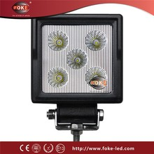 offroad led work light 5pcs*3W 15w led worklight for car work light led 12v 15w led WorkLight