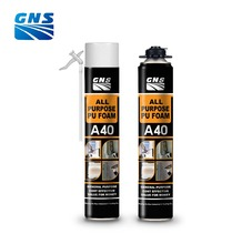 one component closed cell polyurethane spray pu foam sound insulation price