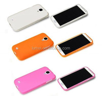 Soft Durable Silicone Mobile Phone Case Cover For Samsung Galaxy S4