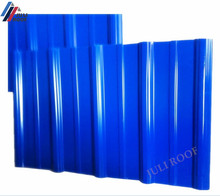 Hot Sale Sunlight Half Transparent Corrugated Roofing Sheet UPVC/PVC Roof Sheet
