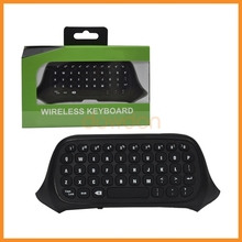 Wholesale Wireless Bluetooth Game Messenger Chatpad Keyboard Keypad Text Pad For Xbox one Controller Video Game