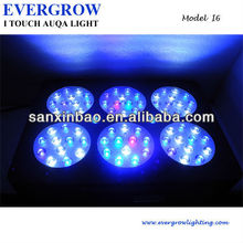 150W Automatic Moonlight Led Aquarium Lighting