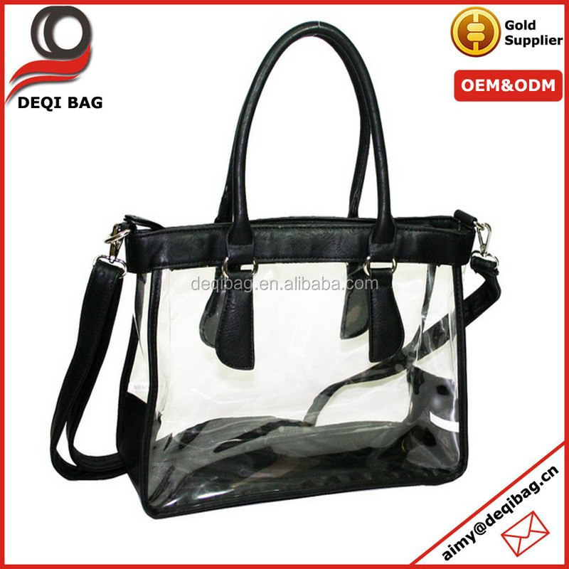 5c1fce92f800 ... Bag - Hot selling wholesale black shopping lady shoulder tote large  fashion  Black Satchel Handbag