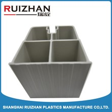 Best selling the first choice flexible and rigid co-extrusion pvc profile
