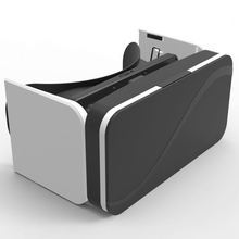 "Foldable VR Box Virtual Reality 3D Glasses with Headset For 4""-6"" Smart phone, 3d vr glasses price in pakistan"