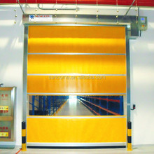 remote control high speed pvc roller door