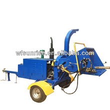 Manufacturer factory 40hp diesel wood chipper in forestry machinery