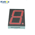 Red face and Excellent quality single digit 2.3inch common anode LED seven segment display