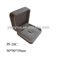 flocking plastic jewelry packaging box
