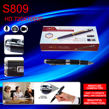 phone controlled remote spy pen camera pen camera ,very very small hidden wifi pen camera