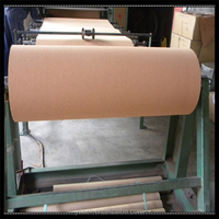 1mm-10mm thick rolled cork sheet