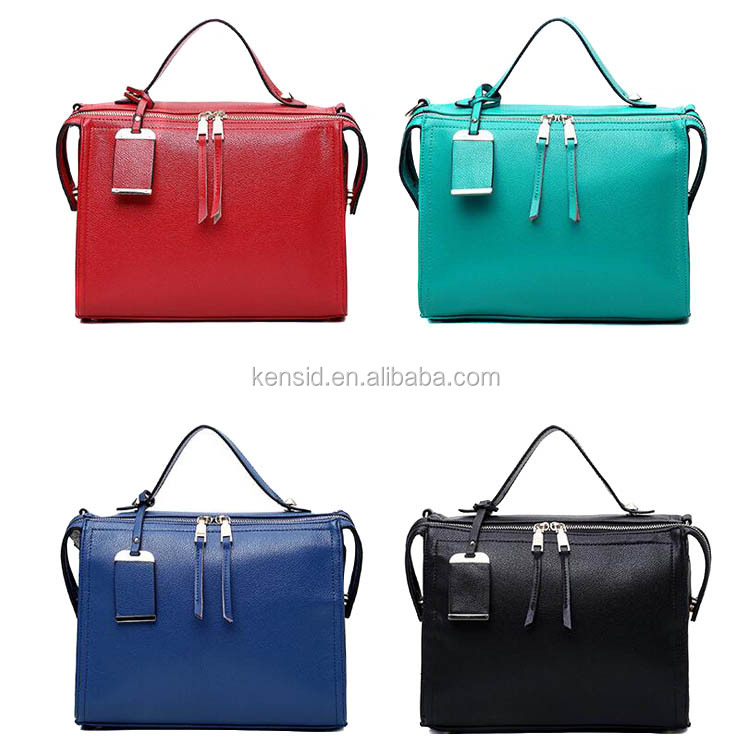 European and American fashion handbags summer models embossed leather handbag