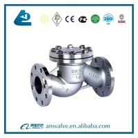 2 inch Stainless steel swing check valve