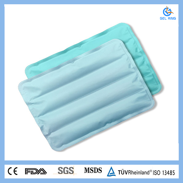Reusable medical baby cooling gel pads