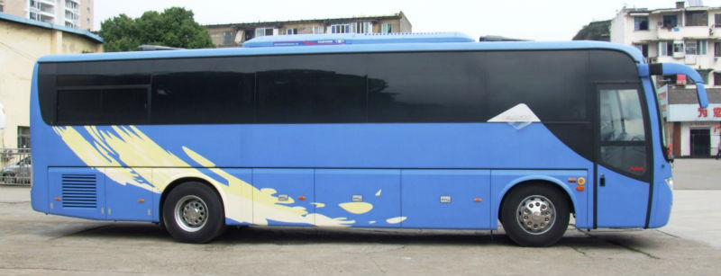 Daewoo new design GDW6119H luxury tourist bus for sale