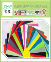 "9''*12"" handicrafts sheet Colorful felt"