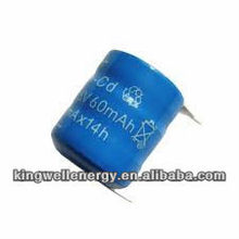 nicd battery 3.6v 60mah