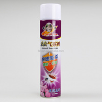 LAOJUN water base or oil base aerosol insecticide