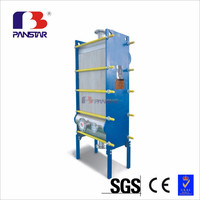 Heating Tube solid reputation copper plate heat exchanger