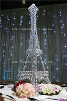 Eiffel Tower Centerpieces for wedding decoration