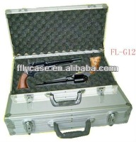Aluminum stylish design and impactful professional custom hunting gun case with competitive price