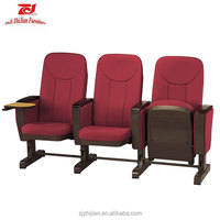 2016 Commercial Theater Seating Wood Shell Movie Chair Used Theater Seats