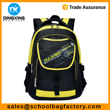 School bag factory New design travel bag fashional backpack
