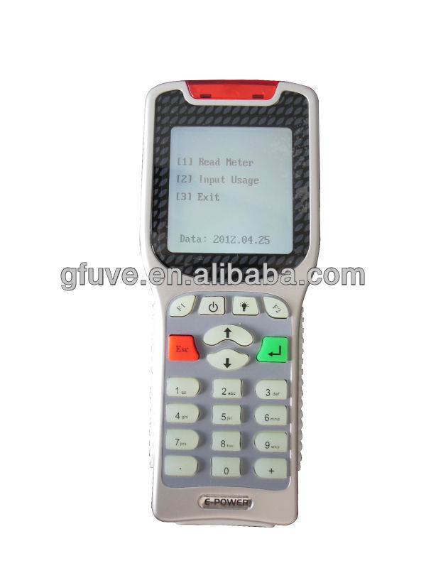 GS800 Color Screen Handheld Mobile POS with Thermal Printer
