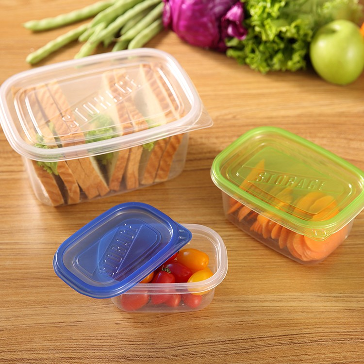 Special Hot Selling Clear Plastic Containers With Lids For Storage