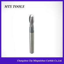 ball mill 4mm 2 teeth ball end mill factory sale cutter carbide