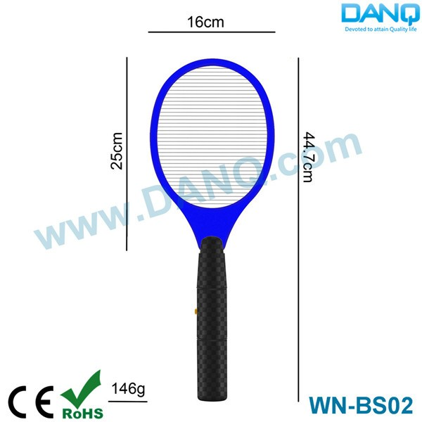 WN-BS02 Single Layer CE & RoHS Mosquito Racket