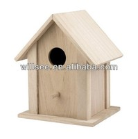 Birdhouse1012,Solid pine wood birdhouse ,wood bird cage