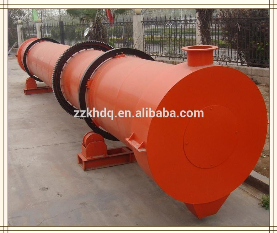 Widely used industrial dryers for sale for drying silica sand, gypsum, manganese