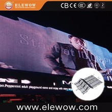 Full color foldable led display for rental stage flexible screen