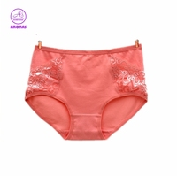 100 pure cotton sexy cheap female undergarment for ladies