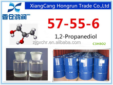 Competitive price propylene glycol alcohol trade performance product