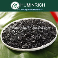 Kalium humate flakes-excellent humic acid based fertilizer