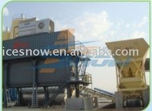 High Efficient Industrial concrete flake ice cooling system