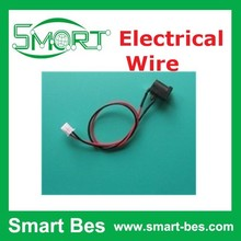 Smart Bes~Custom Made XH2.54 2P 20CM Length Single-head Welding wire 5.5*2.1MM DC Socket Red Extension Cord