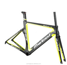 700C Road Racing Bike Carbon Frame with Fork