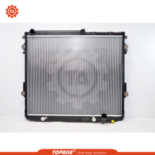 TOPASIA for toyota for land cruiser LC200 /lexus LX570 2UZ - fe / 3UR LC200 OEM: 1640051041 Radiator