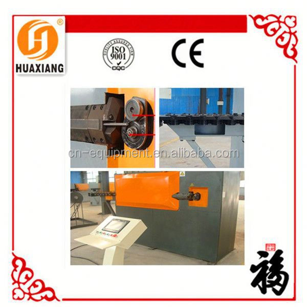 Full-auto finned tube making machine
