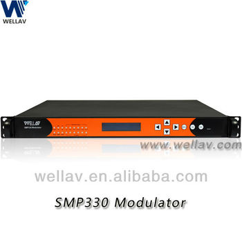 Wellav SMP330 HDMI To RF Modulator