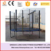 best sale 6FT-16FT cheap body fitness Equipment Commercial Trampoline