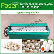 Automatic egg washing equipment / Duck egg cleaner / duck egg washer