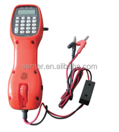 SENER ST230F Telephone Line cable Tester lineman test set