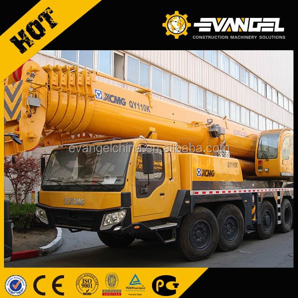 Newest Model XCMG rough terrain crane 50 ton