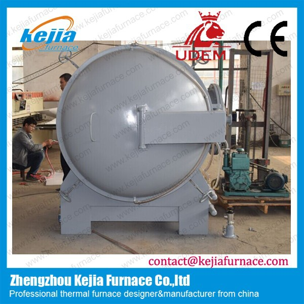 vacuum furnace to anneal steel,vacuum furnace with insulating material,vacuum gas quenching furnace