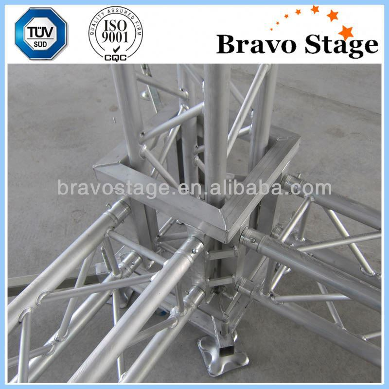 Truss Corner Joint Triangular Roof Truss