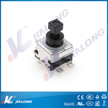 PVB4 OA 9*9.4*12.5mm pushbutton switch for Car headlights system